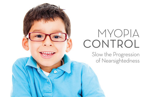 Home Study Written Course Myopia Control 1 Hr CL/Tech CE Credit